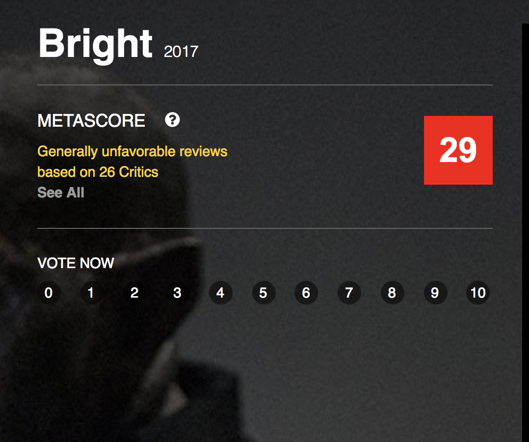 bright metascore