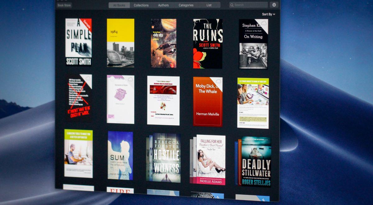 apple books on mac